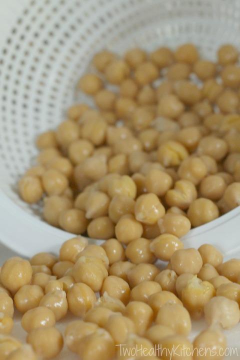 Chickpeas for Citrus Quinoa Chickpea Salad