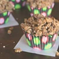 Healthy Apple Cobbler Muffins (With Easy, Make-Ahead Tips!)