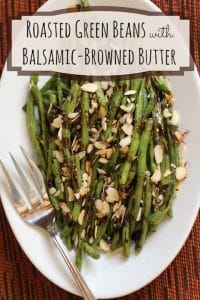 THK Browned Butter Green Beans Text