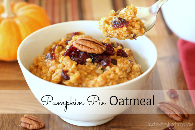THK Pumpkin Pie Oatmeal1