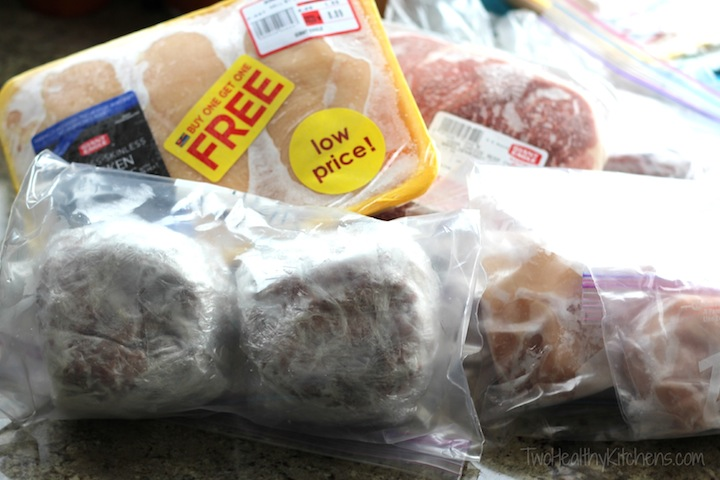THK Frozen Meat in Crockpot 1