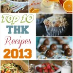 Top 10 THK Recipes of 2013