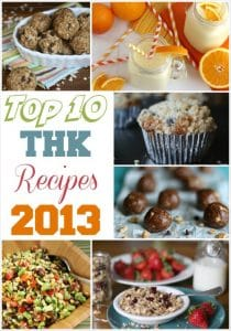 THK Top 10 2013 Collage