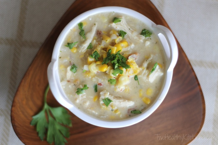 THK Chicken Corn Chowder 1