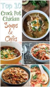 THK Top 10 Crock Pot Soups Collage