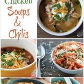 Top 10 Healthy Crock-Pot Chicken Soups and Chilis