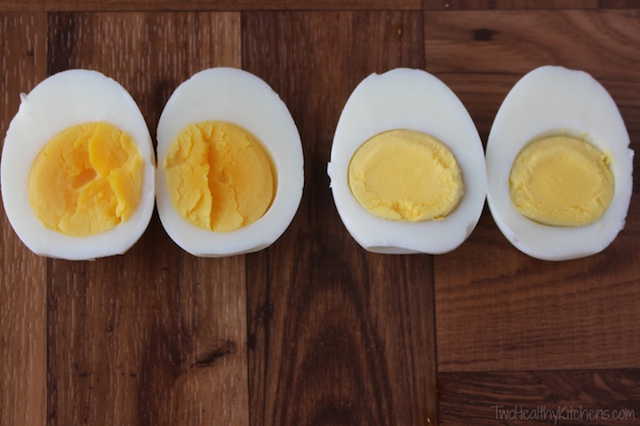 How to Hard Cook Eggs {Two Healthy Kitchens}