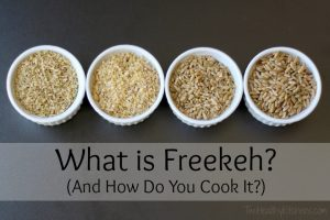 THK Freekeh Text