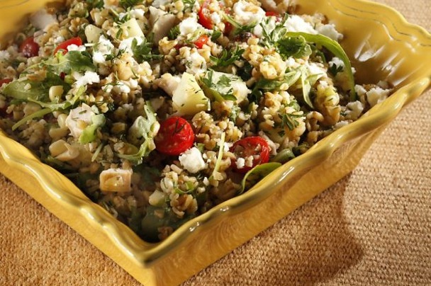 Top 10 Freekeh Recipes