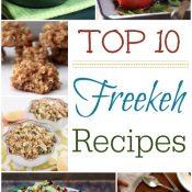 Top 10 Freekeh Recipes + A Giveaway!