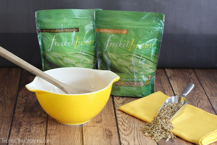 Tp 10 Freekeh Recipes