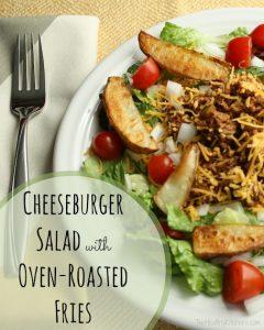 THK Cheeseburger Salad Text