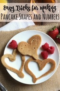 THK Pancake Shapes Text