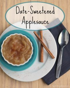 THK Applesauce Text