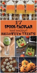THK Halloween Treats Collage