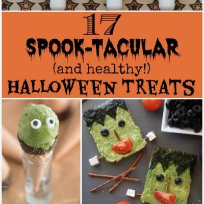 17 Spook-tacular, Healthy Halloween Treats, Snacks and Beverages