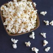 Microwave Popcorn (Easy Recipe for How to Make Popcorn That's Perfectly Quick, Healthy and Delicious!)