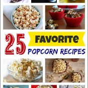 25 Deliciously Healthy Popcorn Recipes