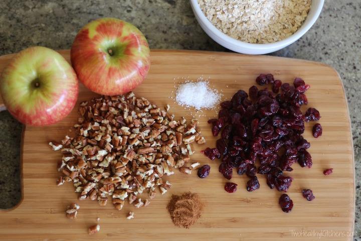 10-Minute Apple Pie Oatmeal