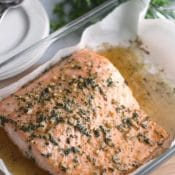 Easy Honey-Glazed Salmon