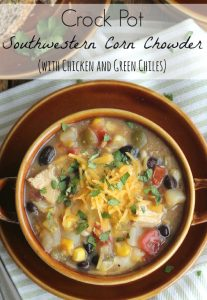 THK SW Chicken Corn Chowder Text1