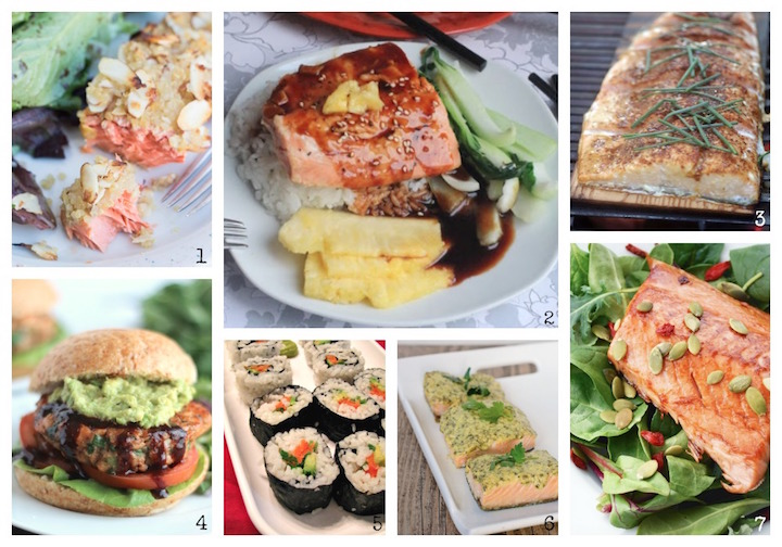 THK Salmon Collage1