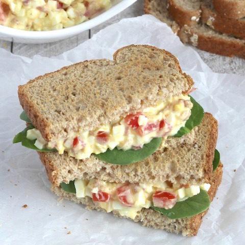 BLT Egg Salad