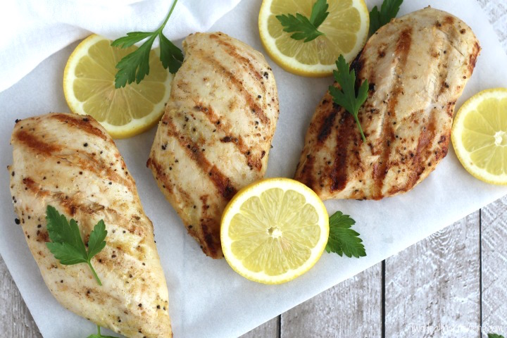 THK Lemon Garlic Chicken5