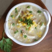 Crock-Pot Creamy Chicken Corn Chowder