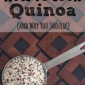 How to Cook Quinoa (and Why You Should!)