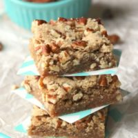 Kentucky Derby Chocolate-Pecan Cookie Bars