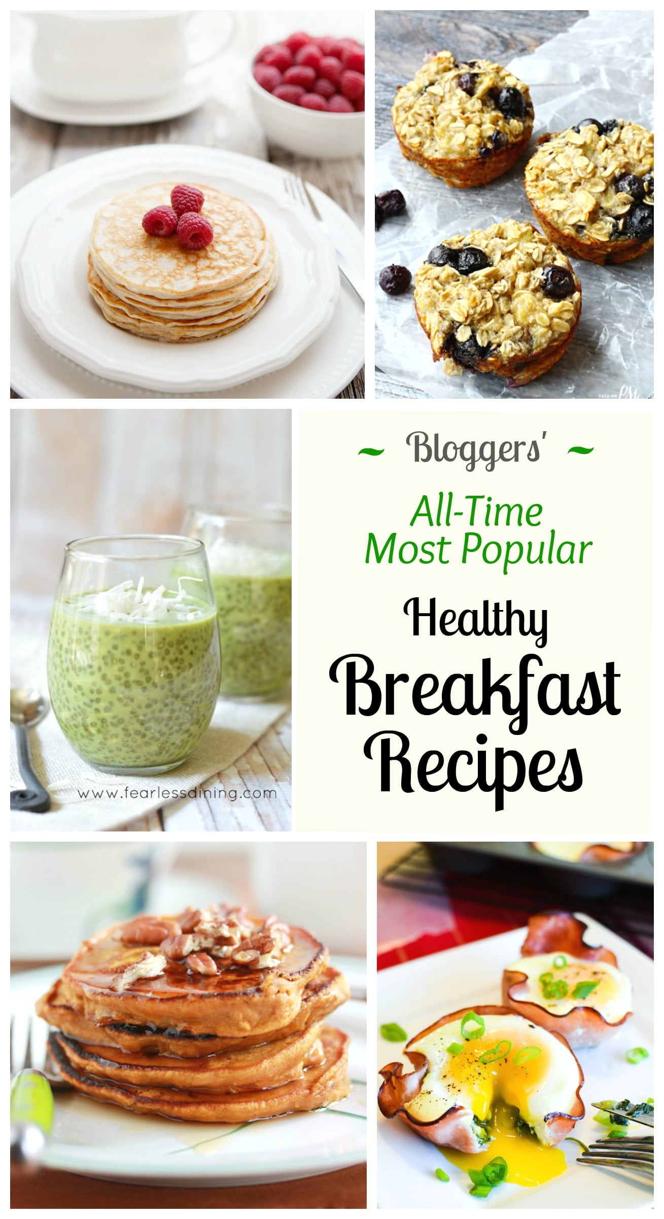 11 Of The All-Time Best Healthy Breakfast Ideas