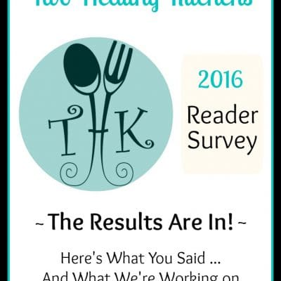 The Results Are In! (Here's What You Told Us In Our 2016 Reader Survey)