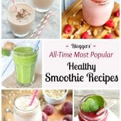 5 of the All-Time Best Healthy Smoothie Recipes