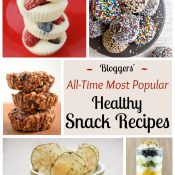 10 All-Time Best Healthy Snack Ideas