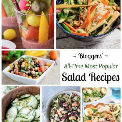 11 All-Time Best Healthy Salad Recipes