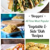 6 All-Time Best Healthy Side Dish and Vegetable Recipes
