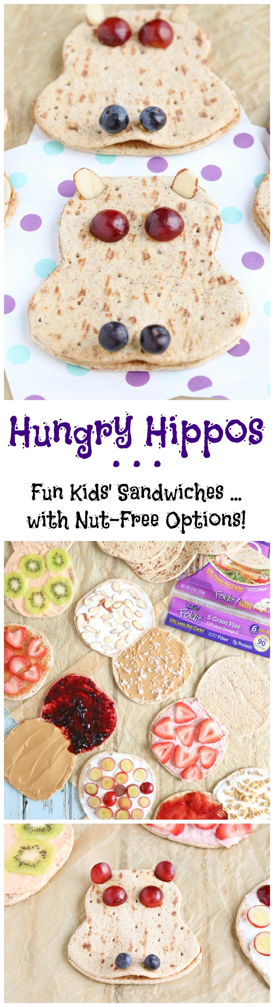 Kids Will Love This Adorable Sandwich Recipe Use It As A Fun Edible Art Project