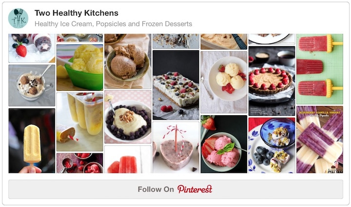 Popsicle Pinterest Board