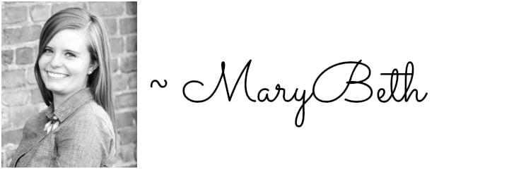 MaryBeth sig