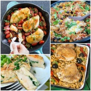 Healthy-Chicken-Recipes-Facebook-Collage