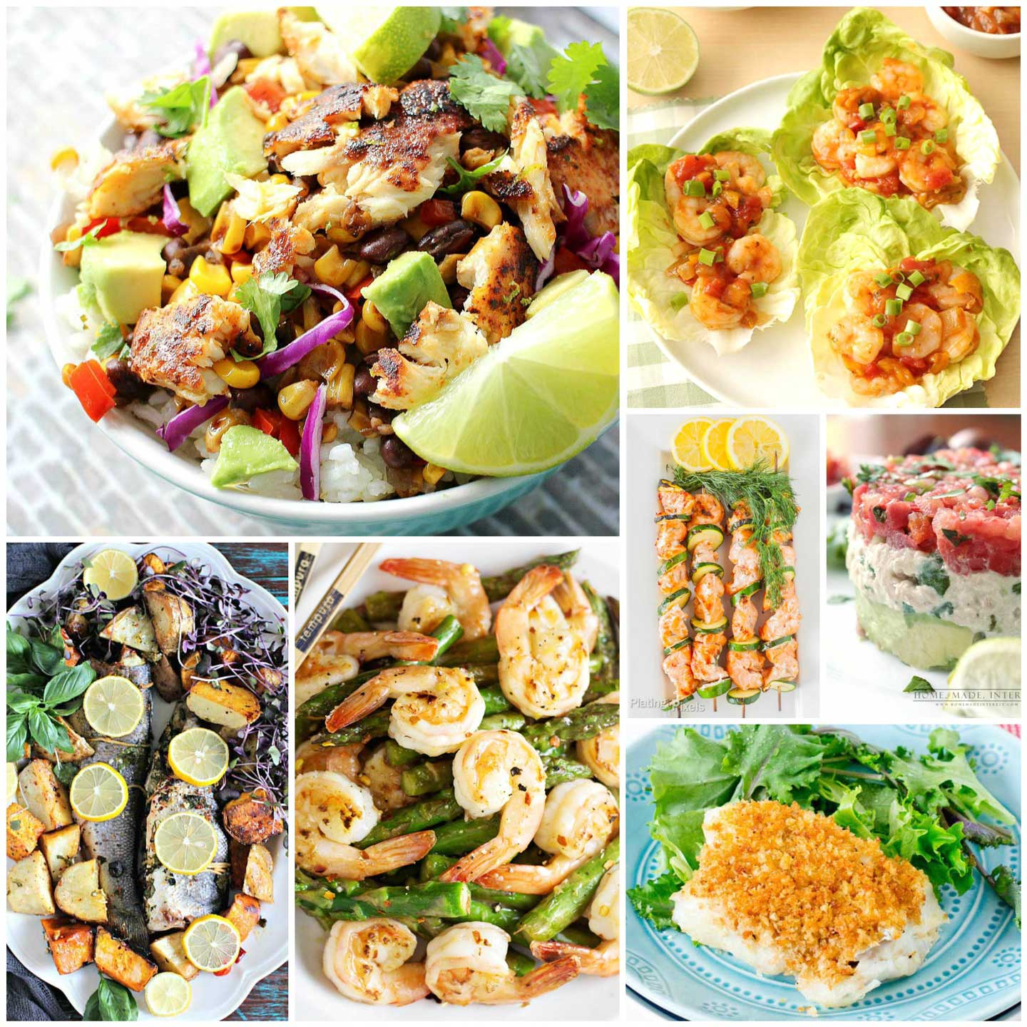 9 All Time Best Healthy Easy Seafood And Fish Recipes Two Healthy