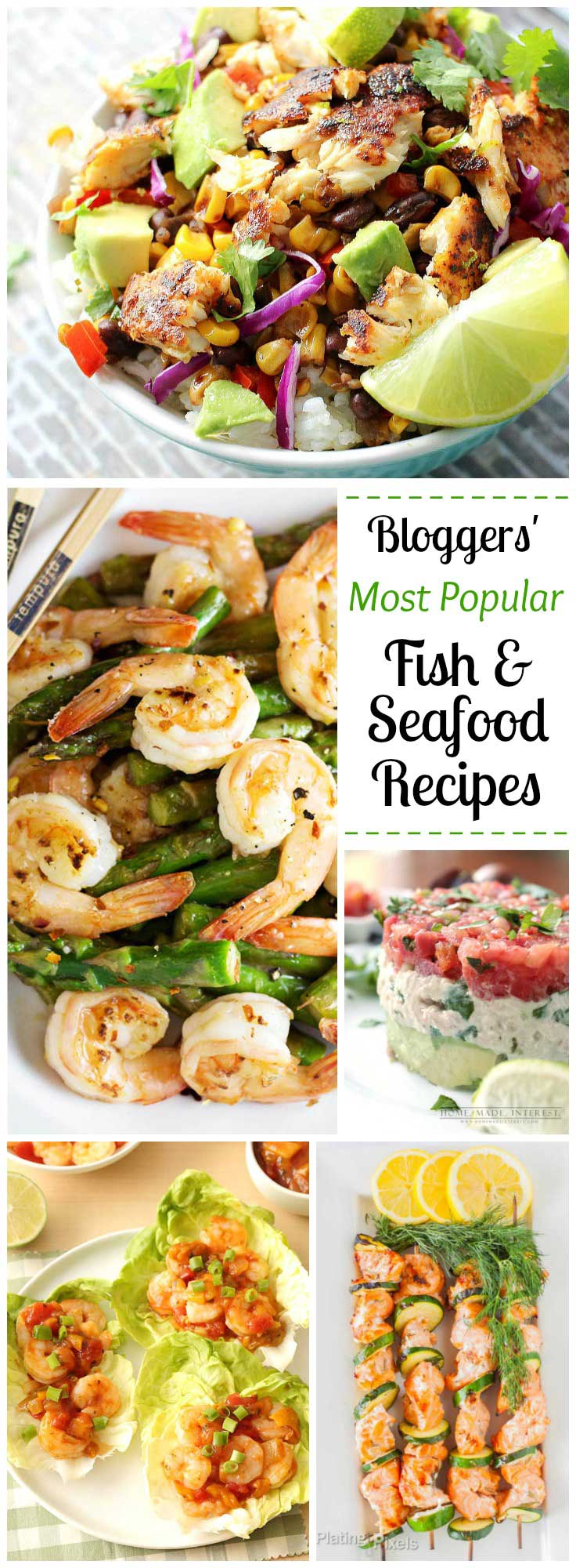 9 All-Time Best Healthy, Easy Seafood and Fish Recipes - Two ...
