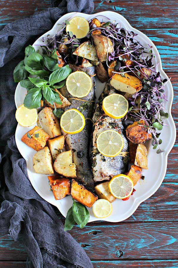 9 All Time Best Healthy Easy Seafood And Fish Recipes Two Healthy Kitchens