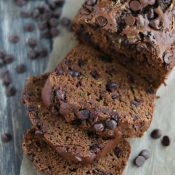 Cherry-Chocolate Zucchini Bread
