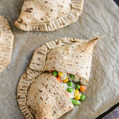 Easy Chicken Pot Pie Hand Pies