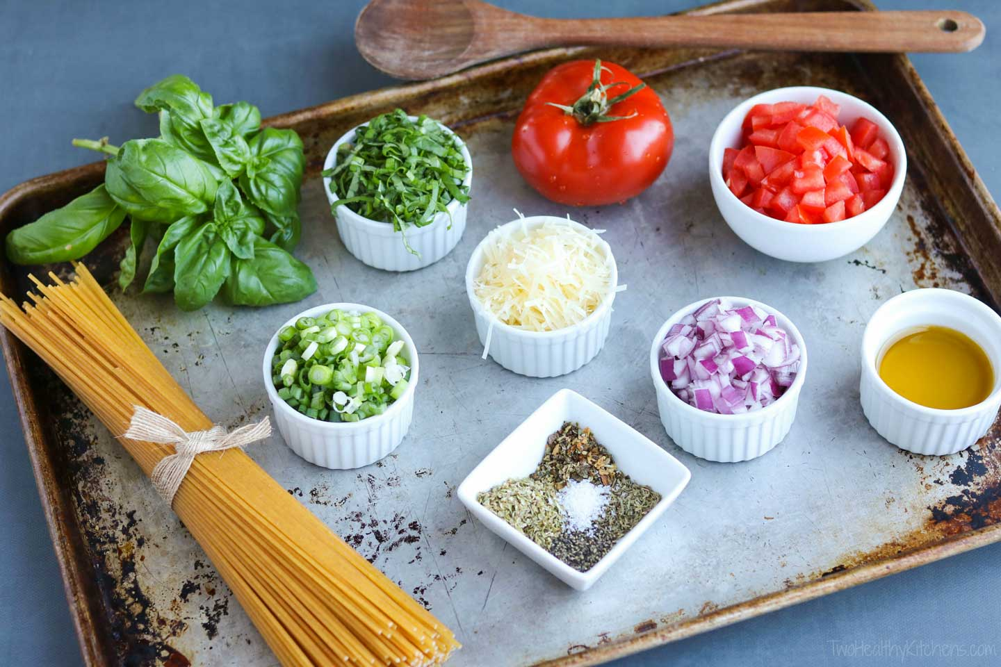 When you're working on your meal planning, it's important to understand how long it will take to do all the washing, chopping and measuring needed for a recipe.
