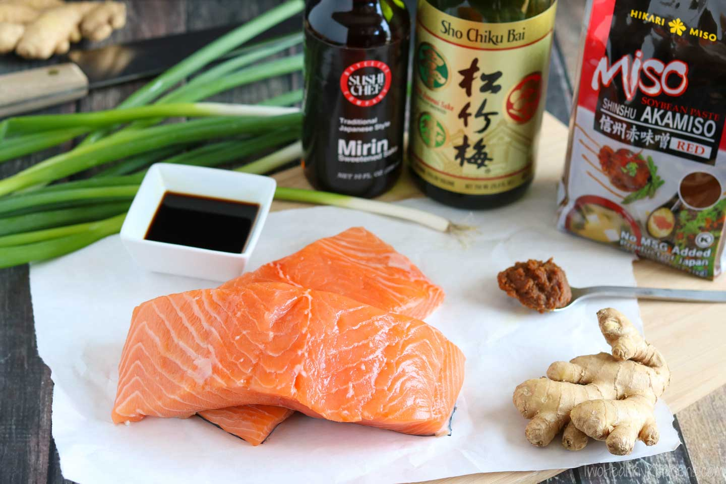 Just a few ingredients and beautifully fresh salmon are all you need to yield big flavors and terrific textures!