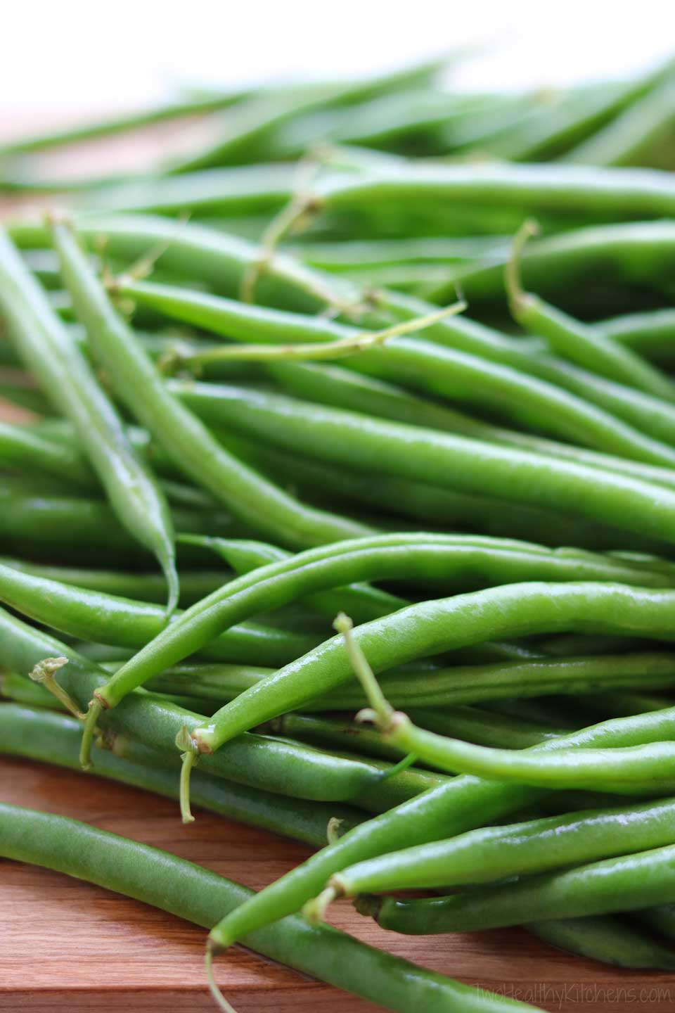 When you need a fresh green bean recipe, these simple Blistered Green Beans are a perfect quick solution! This recipe truly lets the green beans shine through, but with deep, delicious flavors you'd never get from boiling or steaming!