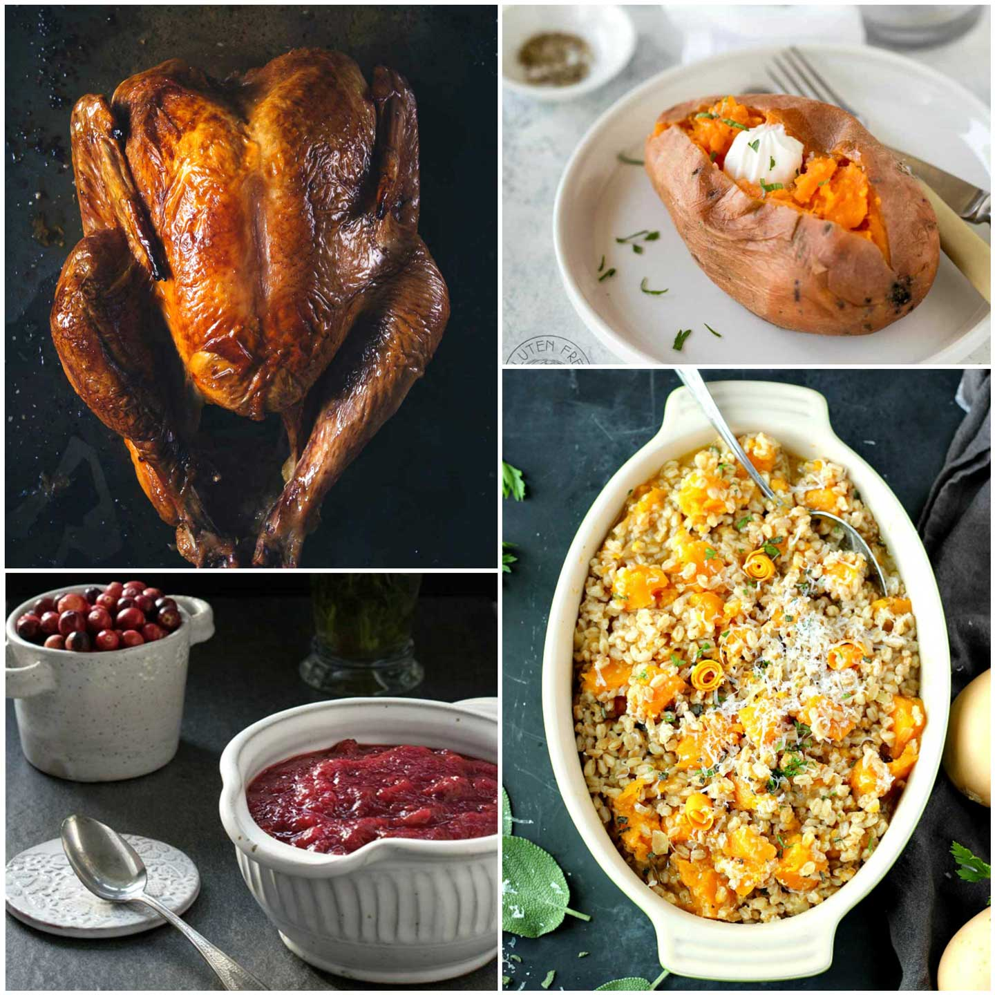 Healthy Instant Pot Thanksgiving Recipes are a great way to move some of your feast from the overcrowded oven and stovetop, making your life a little bit easier as you prep the big feast! Put that electric slow cooker to work, and you've got a great alternative to typical preparations!